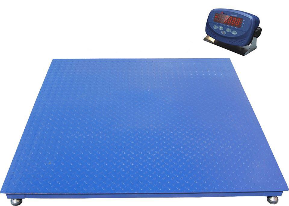 Весы платформенные Trionyx П1515 до 600 кг