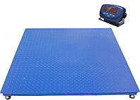 Весы платформенные Trionyx П1515 до 600 кг, фото 1