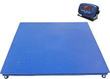 Весы платформенные Trionyx П1010 до 1500 кг