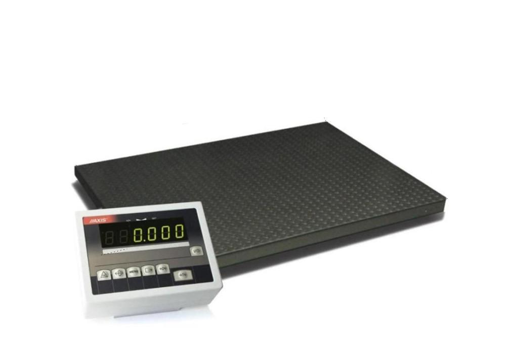 Весы платформенные Axis 4BDU1500-1212-С
