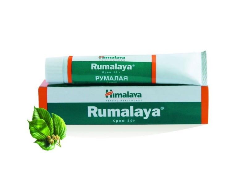 Румалая Гель від Гімалай (Rumalaya Gel Himalaya) 30 р. Оригінал з Індії, натуральний склад, секрети аюрведи