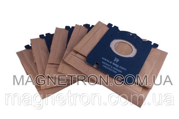 Мешок бумажный (5шт) E200B S-BA к пылесосу Electrolux 9000844812, фото 2