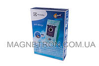 Мешки микроволокно E206B Electrolux для пылесоса серии S-BAG HEPA Clinic Anti-Allergy 9001660357