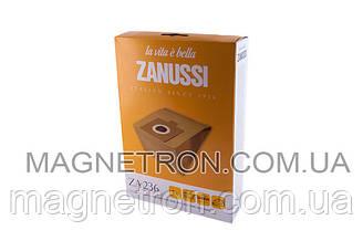 Набор мешков бумажных (5шт) для пылесосов Zanussi ZA236 9001664615