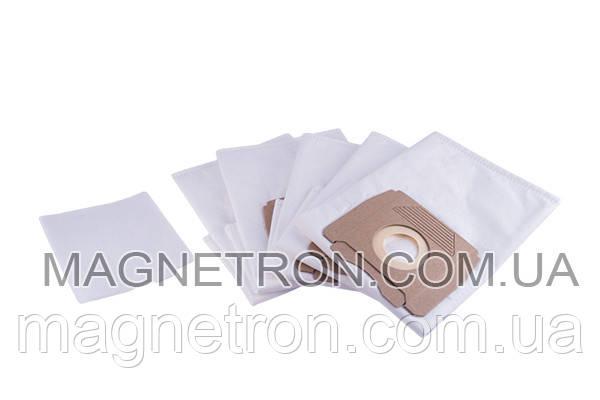 Набор мешков микроволокно (5шт) 1000 + микрофильтр к пылесосу Electrolux 9001961326, фото 2