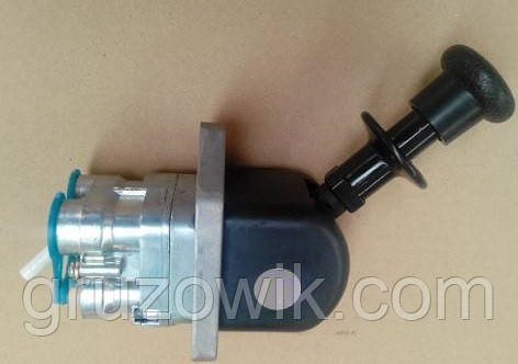 Кран тормоза стояночного (ручника) Howo, Hania, Sinotruk, Foton AC3251/2 WG9000360165