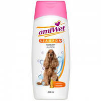 Amiwet восстанавливающий шампунь  для шерсти собак 200мл