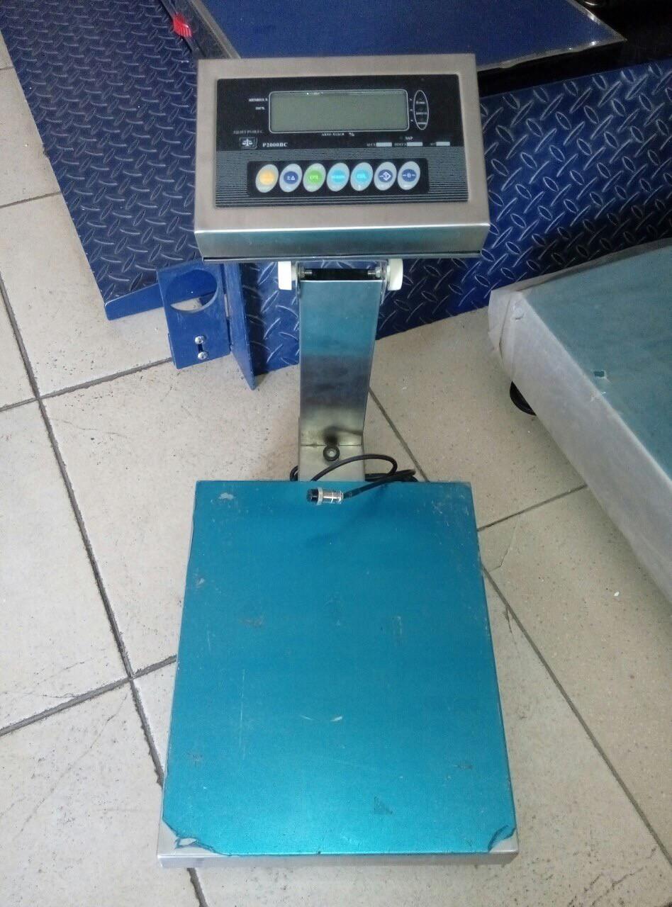 Весы товарные пылевлагозащитные ВПЕ-Центровес-206НЖ