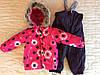 Зимний костюм для девочки Lenne MIIA 18313-2600. Размеры 92 и 98.