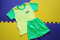 Летний костюм для мальчика Размер 30(60)  Літній костюм для хлопчика Розмір 30(60)