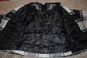 Стильное детское пальто для мальчиков весна осень 120 размер, фото 2