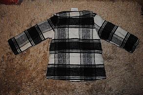 Стильное детское пальто для мальчиков весна осень 120 размер, фото 3