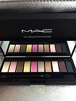 Матовые тени для глаз 10 цветов MAC 01 #B/E