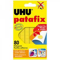 Подушечки UHU PATAFIX жовті 80 шт.