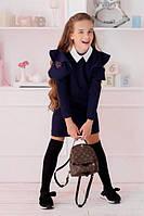 """Школьный сарафан для девочки """"Классика"""" школьная форма рост:128-152 см"""
