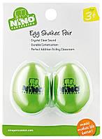 Шейкер Nino Percussion NINO540GG-2 Egg Shaker Pair Grass-Green