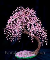 Новое на сайте. Наборы для создания деревьев из бисера.