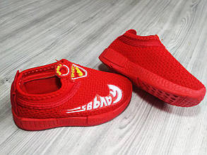 Кроссовки детские Sport красные 20025, фото 2