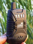 Набор радио сигнализаторов Carp Expert Tevere (3+1) 200 м, фото 7