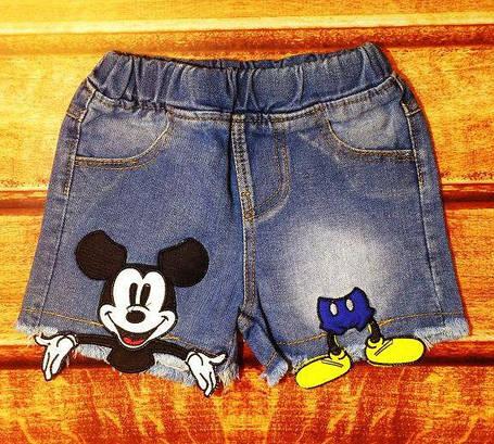 Шорты для девочек Mickey 7903, фото 2