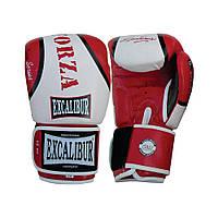 Перчатки боксерские Excalibur Forza (550-05) Red