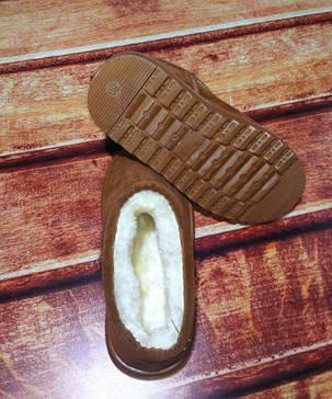 Угги детские зимние коричневые 29 размер, фото 2