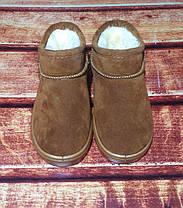 Угги детские зимние коричневые 29 размер, фото 3