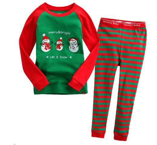 Пижама детская для мальчика новогодняя 9329