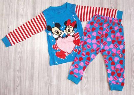 Пижама детская хлопок 9342, фото 2