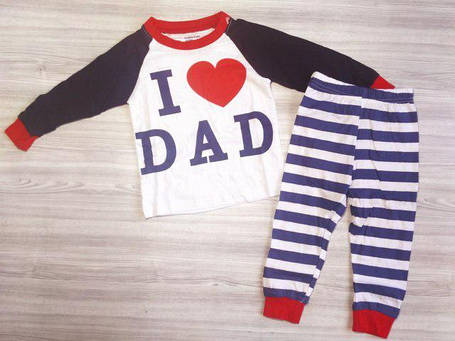 Пижама детская на мальчика 3 года, фото 2