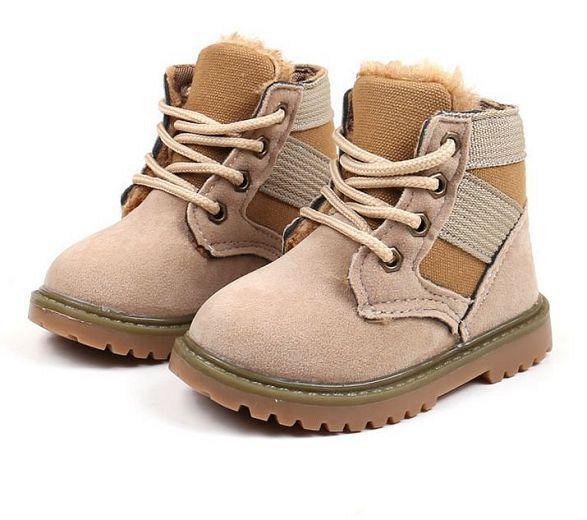 Ботинки детские зимние с мехом 20044