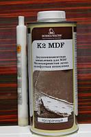 Шпатлевка автомобильная, прозрачная, Holzmasse 2PK MDF, 820 litre, Borma Wachs