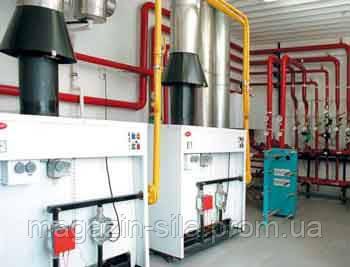"""Газовые котлы """"Ривнетерм"""" от 32 кВт до 96 кВт. Опт-цена!"""