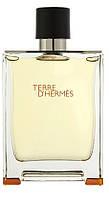 Terre d'Hermes Eau De Toilette (оригинал) - edt 100 ml tester #T/Y