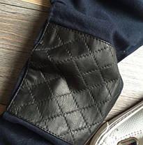 Штаны для мальчиков на весну темно-синие, фото 2