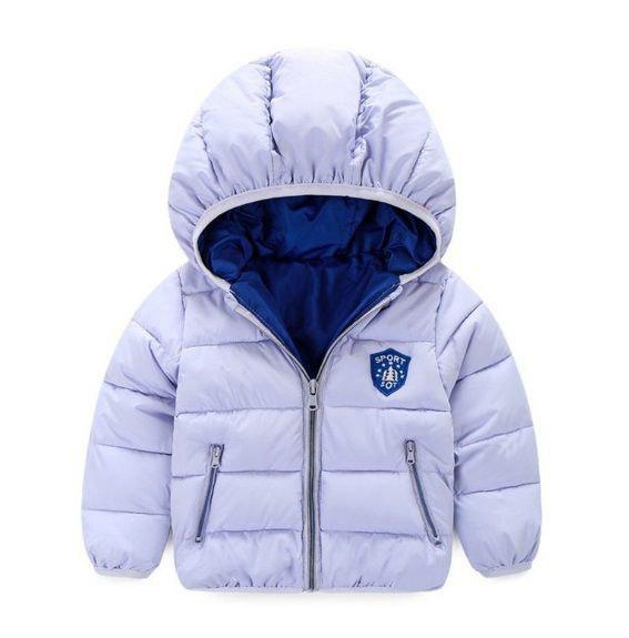 Куртка детская демисезонная на синтепоне 120 размер