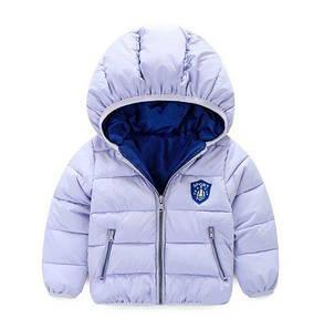 Куртка детская демисезонная на синтепоне 120 размер, фото 2