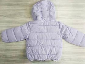 Куртка детская демисезонная на синтепоне 120 размер, фото 3
