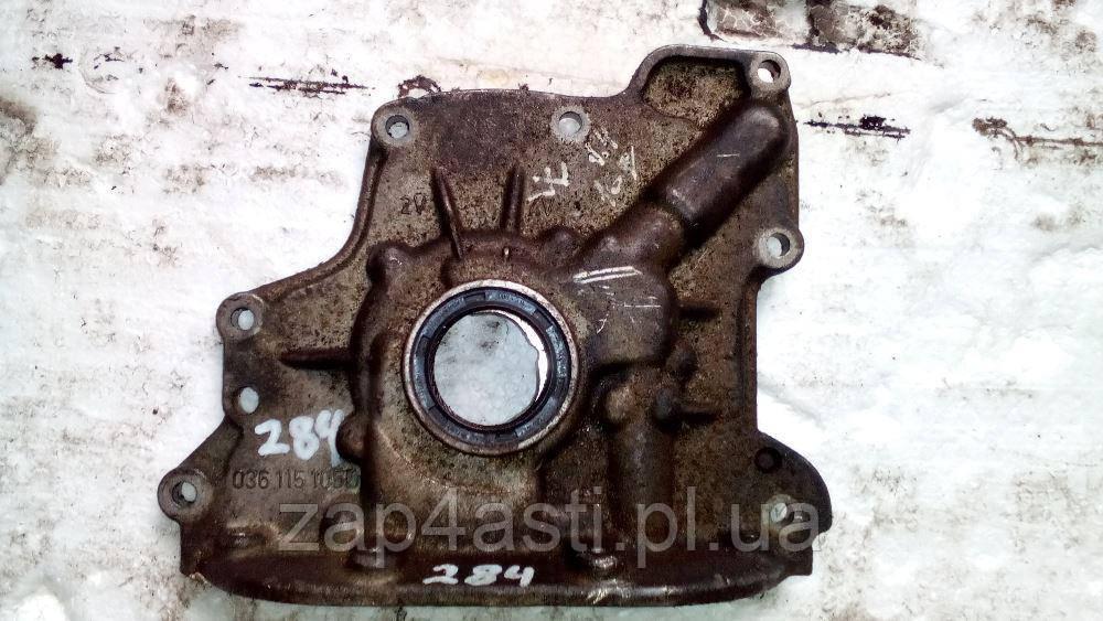036115105D Крышка коленвала передняя або Масляный насос AUDI VW SEAT S