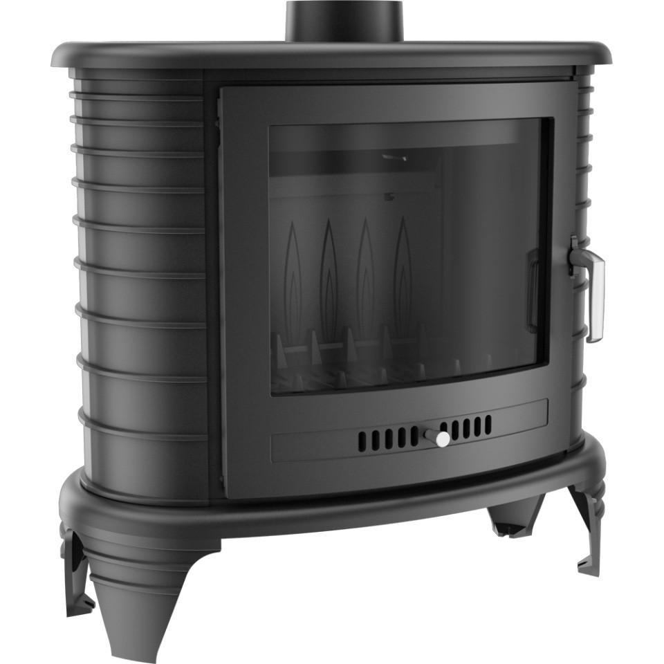 Отопительная печь Kratki Koza K8 (9 кВт) с автоматическим управлением
