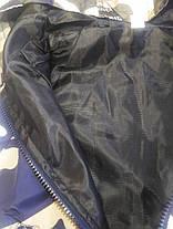 Ветровка для мальчиков  камуфляж ARMY на 2 года, фото 3