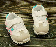 Кроссовки детские PU-кожа 20096, фото 2