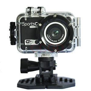 SportsCam Wifi F39 Action Camera Экшн камера Full HD