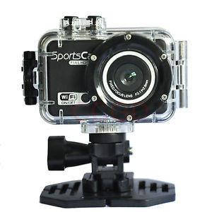 SportsCam Wifi F39 Action Camera Экшн камера Full HD, фото 2