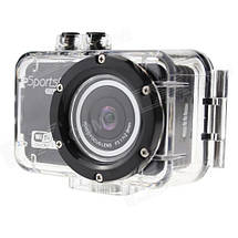 SportsCam Wifi F39 Action Camera Экшн камера Full HD, фото 3