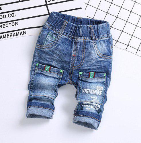 Бриджи для мальчиков джинсовые EDN