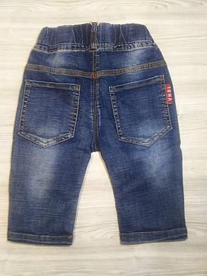 Бриджи для мальчиков джинсовые EDN, фото 2