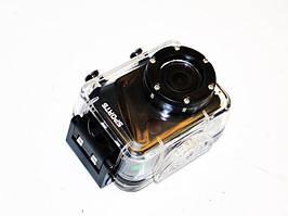 Екшн камера F40 Sportscam Full HD 1080P + водонепроникний чохол