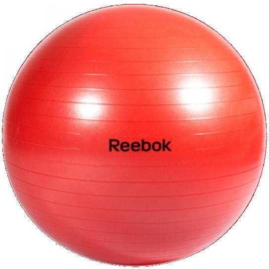 Гимнастический мяч Reebok RAB-11016RD 65 см красный