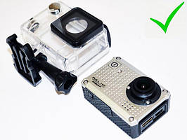 Відеореєстратор Екшн камера Action Camcorder S30 з мікрофоном